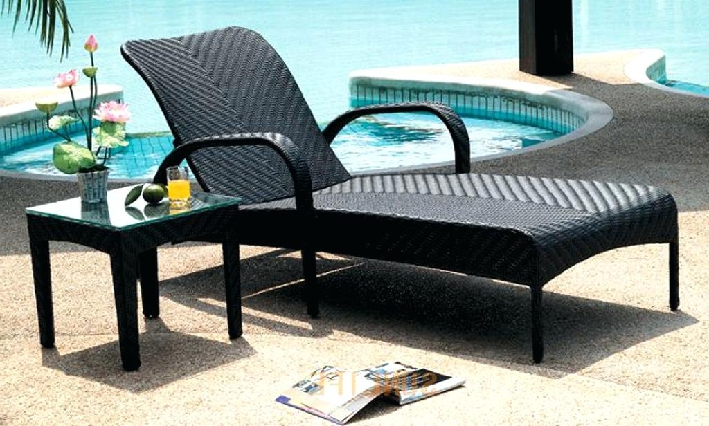 Chaise Lounge For Pool – Bullyfreeworld Inside Preferred Pvc Outdoor Chaise Lounge Chairs (View 1 of 15)