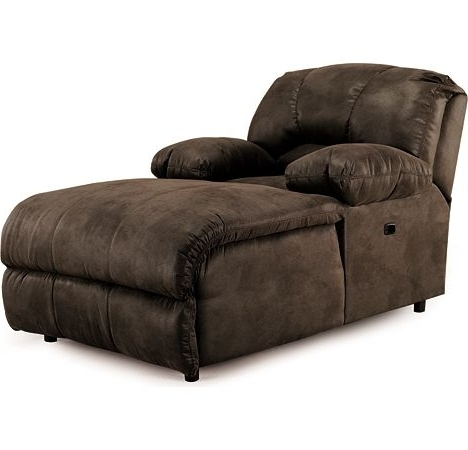 Chaise Lounge Recliners With 2018 Reclining Chaise Lounge Chair Indoor – Foter (View 5 of 15)