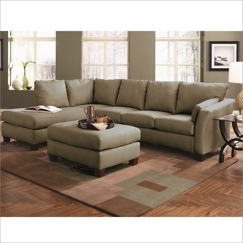 Chaise Lounge Sectionals Intended For Famous Sectional Sofa Design: Small Sectional Sofa With Chaise Lounge (View 5 of 15)