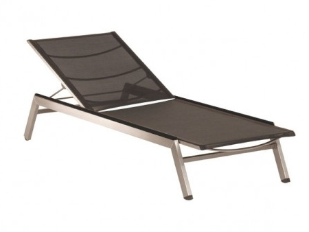 Chaise Lounge Sling Chairs For 2017 Barlow Tyrie Equinox Chaise Lounge Sling 1Eql (View 5 of 15)