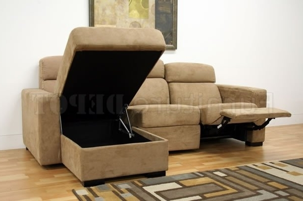 Chaise Recliners Throughout Preferred 14 Sectional Recliner Sofas With Chaise Carehouse Inside Sectional (View 3 of 15)