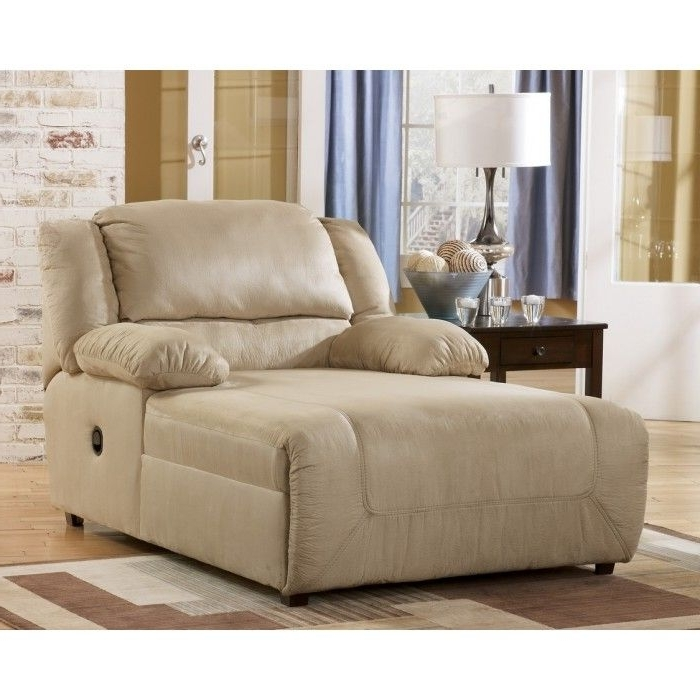 Chaise Recliners With Best And Newest Elegant Chaise Lounge Recliner Indoor Oversized Chaise Lounge (View 7 of 15)