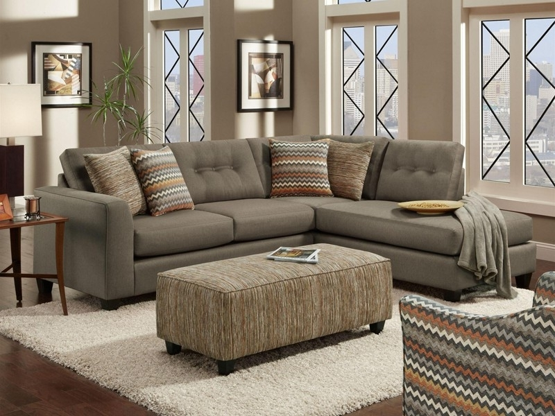 Chaise Sectionals In 2017 Sectional Sofa Design: Deep Sectional Sofa With Chaise Extra Model (View 13 of 15)