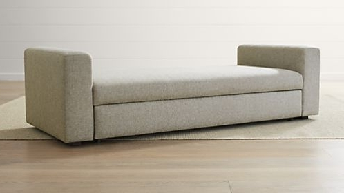 Chaise Sofa Beds Intended For Latest Sofa Beds And Sleeper Sofas (View 10 of 15)