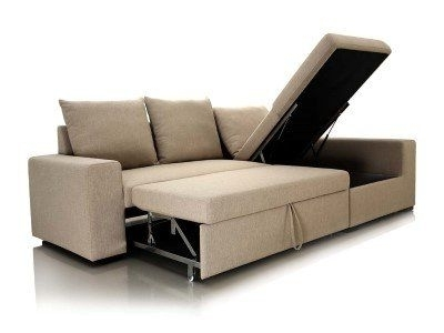 Chaise Sofa Sleeper With Storage – Tourdecarroll Pertaining To Widely Used Chaise Sofa Sleepers (View 2 of 15)