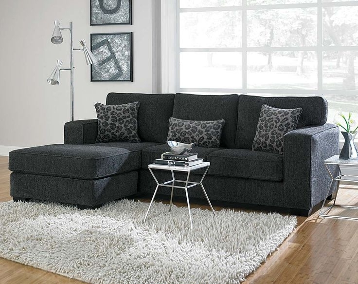 Charcoal Grey Sofas For Preferred Astonishing Impressive Best 20 Gray Sectional Sofas Ideas On (View 3 of 10)