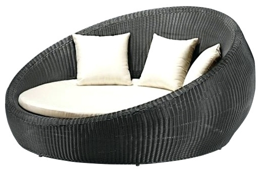 Charming Round Chaise Lounge With Aldcont Page 22 Outdoor Sling With Regard To 2018 Round Chaise Lounges (View 2 of 15)