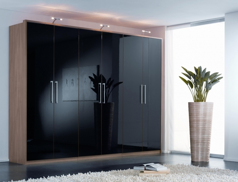 Cheap Black Gloss Wardrobes Throughout Well Known Smartness Design Gloss Wardrobe – Closet & Wadrobe Ideas (View 4 of 15)