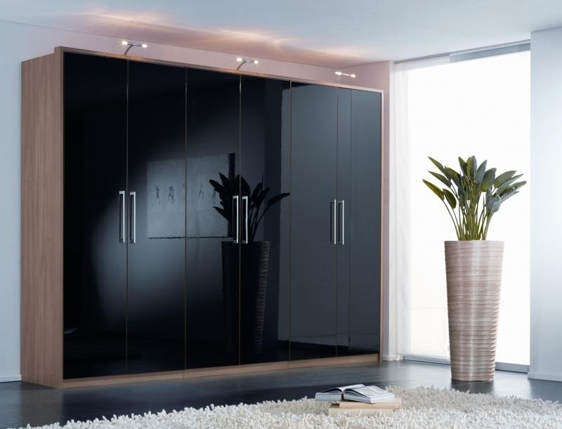Cheap Black Gloss Wardrobes Throughout Well Known Smartness Design Gloss Wardrobe – Closet & Wadrobe Ideas (View 4 of 15)