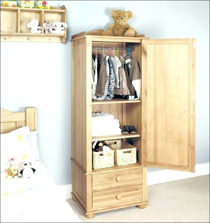 Cheap Closets Furniture And Set Cheap Wardrobes And Drawers Tall Within Popular White Cheap Wardrobes (View 4 of 15)