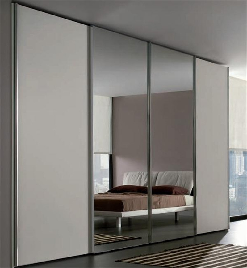 Cheap Mirrored Wardrobe, Popular Mirrored Sliding Wardrobe Buy Within Most Current Cheap Mirrored Wardrobes (View 5 of 15)