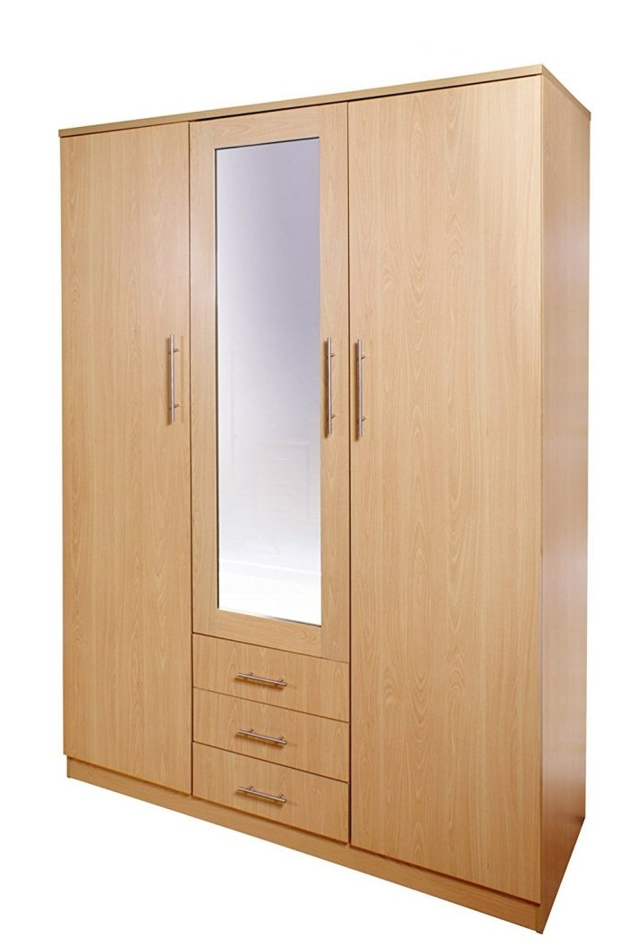 Cheap Wardrobe With Mirror Ikea Wardrobes Mirrored Doors Closet In Famous Cheap Wardrobes With Mirror (View 3 of 15)