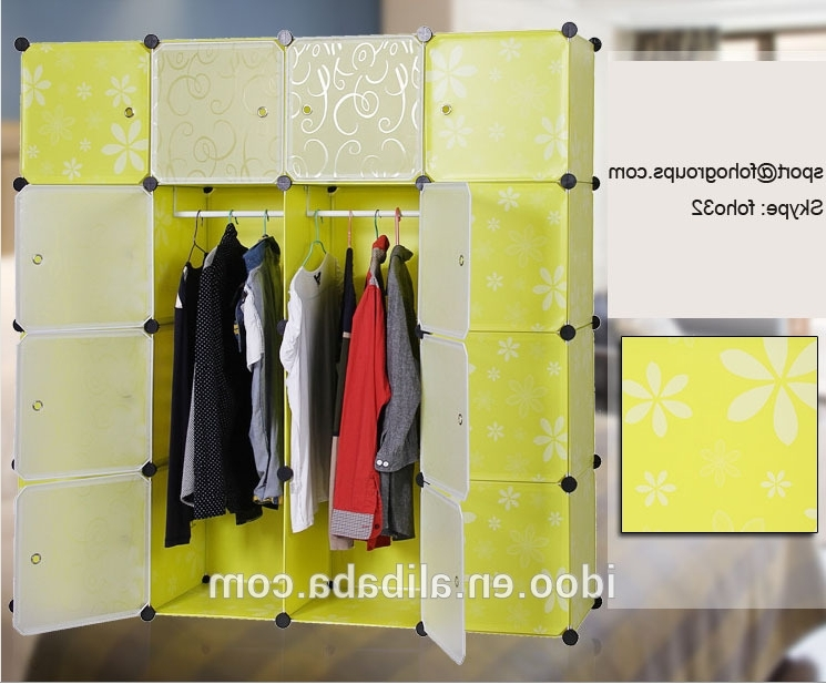Cheap Wardrobes Sets With Regard To Best And Newest Diy Magic Cubes Cheap Wardrobes Sets Cheap Wardrobe Sydney (Fh (View 5 of 15)