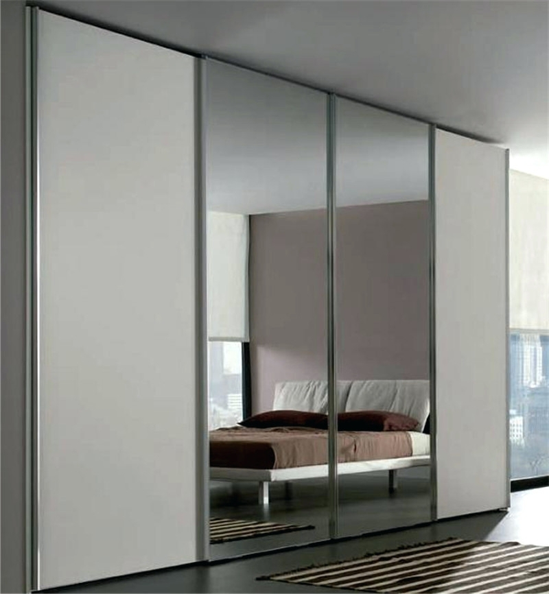 Cheap Wardrobes With Mirror Within Widely Used Wardrobes ~ Mirror Sliding Wardrobe Doors Sunshine Coast Sliding (View 15 of 15)