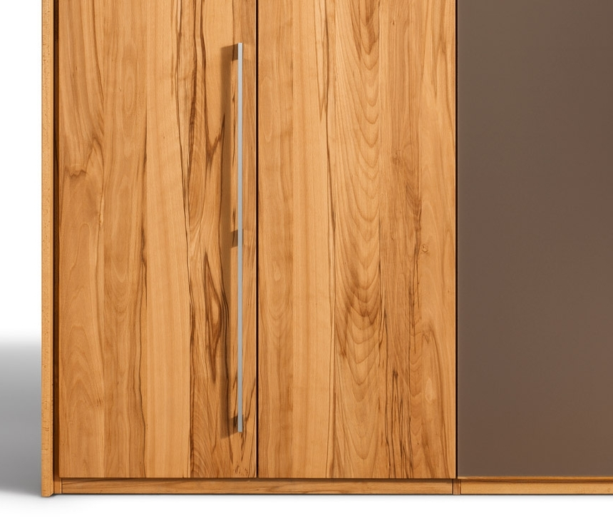 Cheap Wooden Wardrobes With Most Current Traditional Luxury Solid Wood Wardrobes – Team 7 Soft At Wharfside (View 6 of 15)