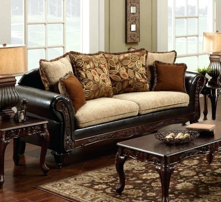 Chelsea Home Furniture Sofa Radar Bi Cast Brown Zoom A Home For Most Up To Date Oshawa Sectional Sofas (View 4 of 10)