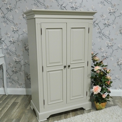 Chic Wardrobes Throughout 2017 Shabby Chic Wardrobes (View 4 of 15)