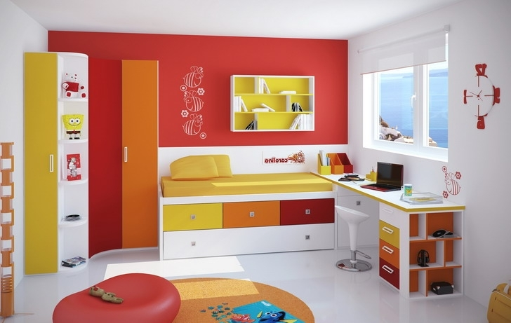Childrens Bedroom Wardrobes With Trendy Unique Kids Bedroom Furniture Kids Bedroom Furniture Boys (View 8 of 15)