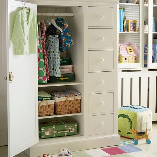 Children's Room Storage Ideas (View 3 of 15)