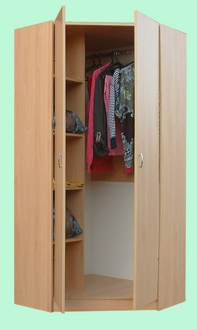 Childrens Wardrobes With Drawers And Shelves With Favorite Oslo Bed Corner Wardrobe And Chest Of Drawer Childrens Bedroom Set (View 7 of 15)