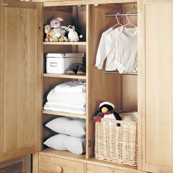 Childrens Wardrobes With Drawers And Shelves With Well Known Childrens Wardrobe With Drawers And Shelves Closet Diy Best (View 9 of 15)