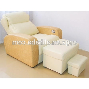 China Body Care Products Foot Massage Sofa Chair Used In Dubai With Regard To Newest Foot Massage Sofas (View 3 of 10)