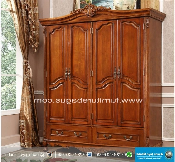China Cabinets, House In Cheap Wood Wardrobes (View 8 of 15)
