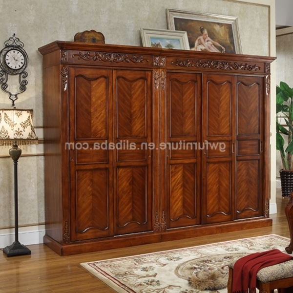 Chinese Antique Furniture Wedding Wardrobe, Chinese Antique Inside 2017 Antique Style Wardrobes (View 5 of 15)