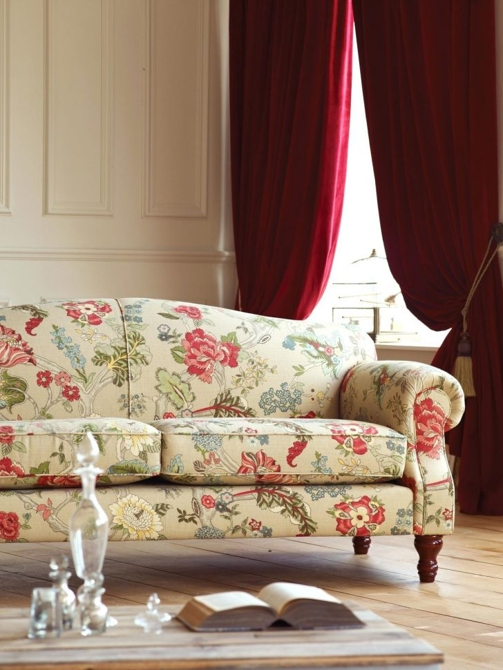 Chintz Covered Sofas With Preferred Chairs : Chintz Chairs Full Size Of Sofas And Chair Sofa Beautiful (View 3 of 10)