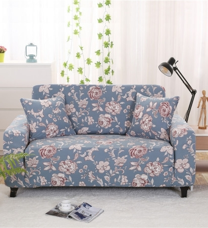 Chintz Sofa Chintz Sofa Chintz Fabric Sofas Floral Chintz Sofa Within Trendy Chintz Fabric Sofas (View 6 of 10)
