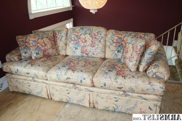 Chintz Sofa (View 3 of 10)
