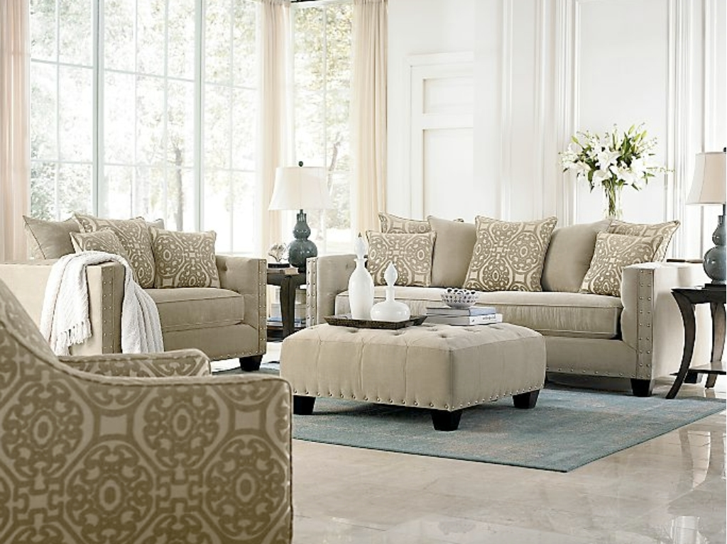 Cindy Crawford Sofas In Newest Best Cindy Crawford Furniture Line — Apocelena : Cindy (View 3 of 10)