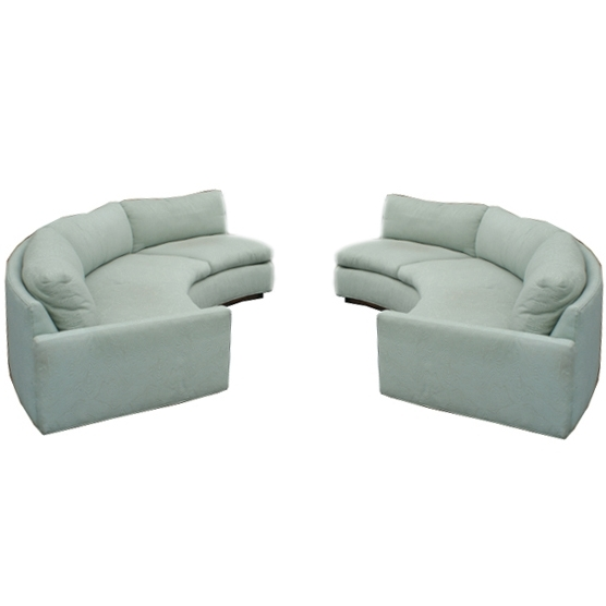 Circular Sectional Sofa (View 2 of 10)