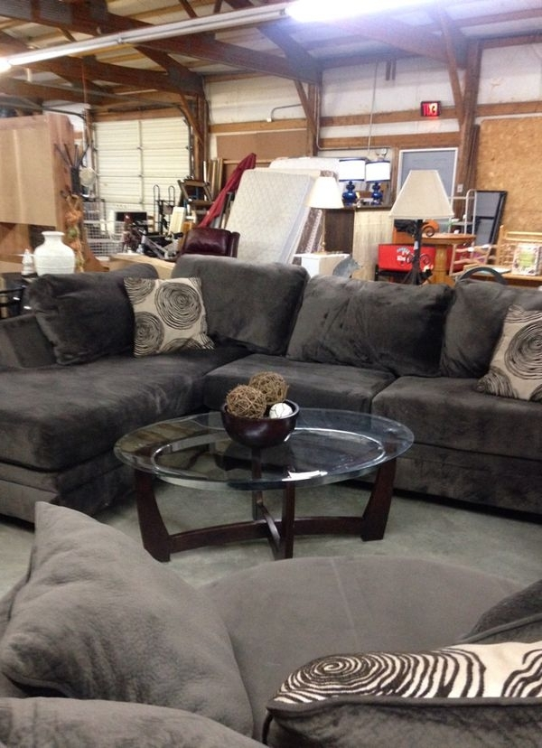 Clarksville Tn Sectional Sofas With Regard To Most Recently Released Sofa Sectional And Chair (Furniture) In Clarksville, Tn – Offerup (View 8 of 10)