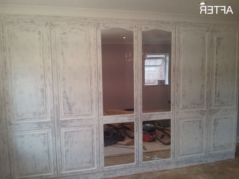 Closet Doors Intended For Chic Wardrobes (View 6 of 15)