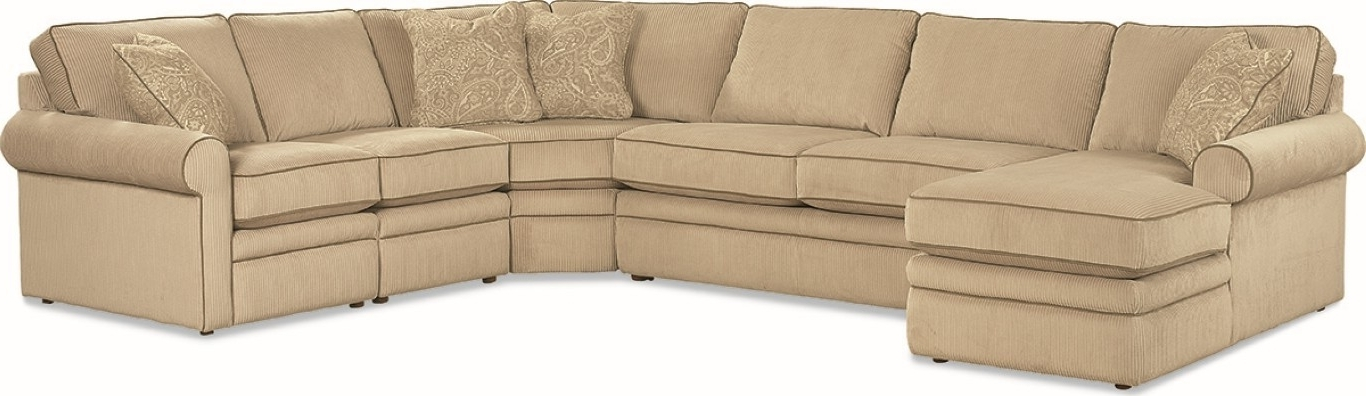 Collins Sectional Sofa – Town & Country Furniture Regarding Latest Lazy Boy Sectional Sofas (View 3 of 10)
