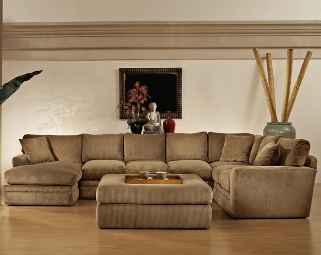 Comfortable Sectional Sofas Intended For Recent Sectional Sofa Design Best Of The Comfortable Regarding Most (View 9 of 10)