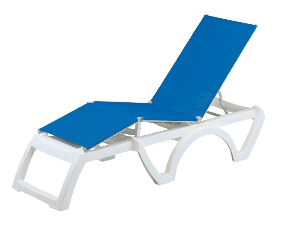 Commercial Grade Outdoor Chaise Lounge Chairs Pertaining To Most Up To Date Grosfillex Chaise Lounge Chairs (View 15 of 15)