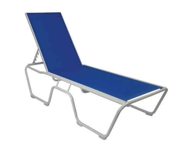 Commercial Outdoor Chaise Lounge Chairs Pertaining To Well Liked St (View 7 of 15)