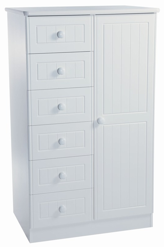 Coniston Childs Wardrobe For 2018 White Wardrobes With Drawers (View 2 of 15)