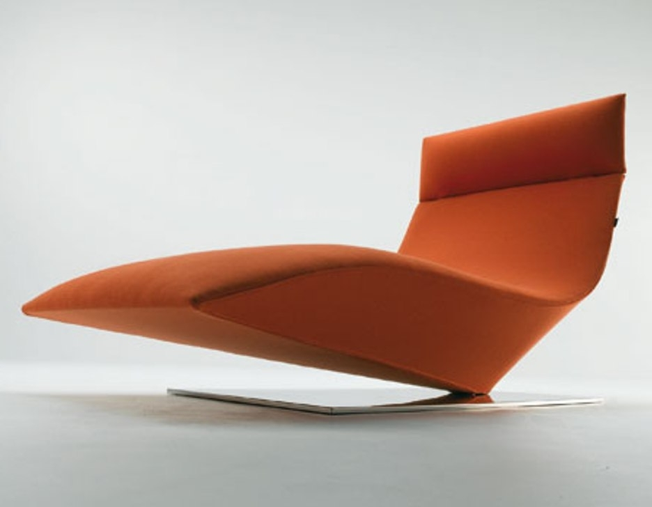 Contemporary Chaise Lounge Chairs For Fashionable Modern Chaise Lounge Furniture (View 5 of 15)