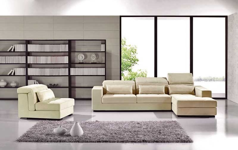 Contemporary Sectional Sofa Ae  (View 2 of 10)