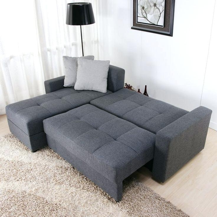 Convertible Sectional Sofa – Wojcicki In Most Current Convertible Sectional Sofas (View 3 of 10)