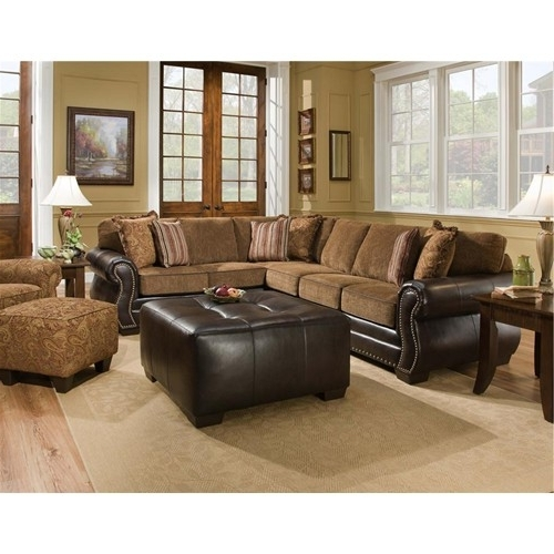 Featured Photo of Ivan Smith Sectional Sofas