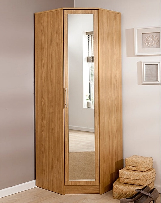 Corner Mirrored Wardrobes Pertaining To Famous Novel Ideas Of Corner Wardrobe For Your Room – Blogalways (View 6 of 15)