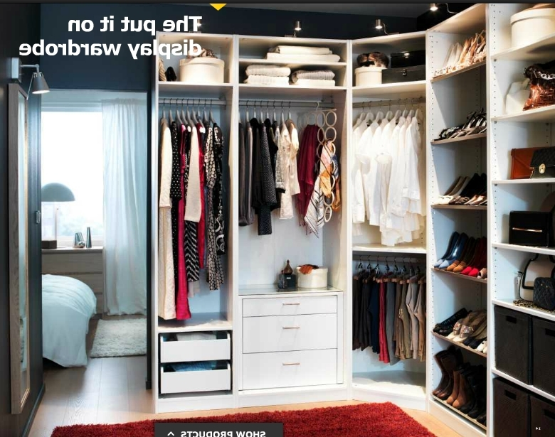 Corner Wardrobe Inside 2017 Corner Wardrobes Closet Ikea (View 4 of 15)