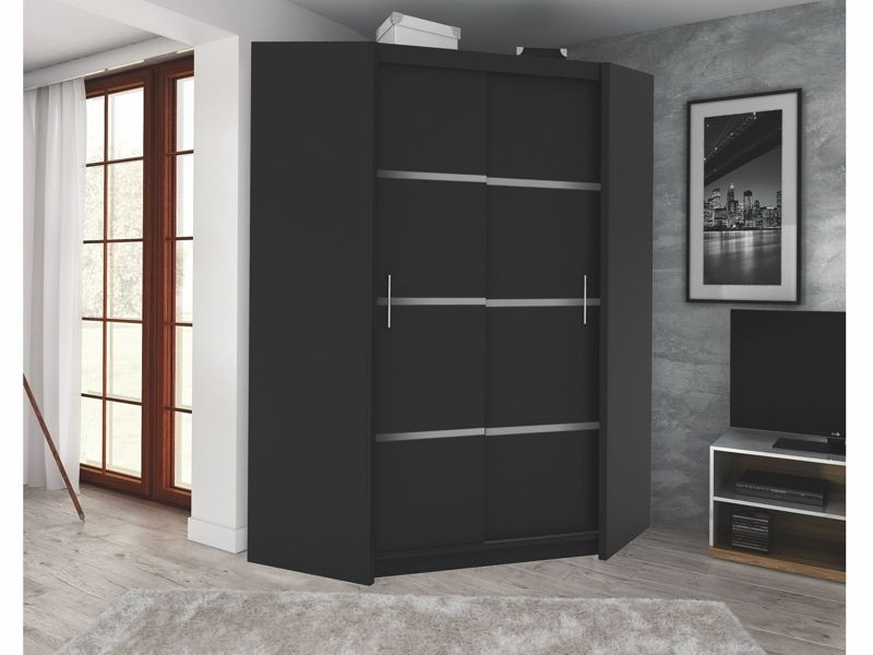 Corner Wardrobe Vista – Dako Furniture Inside Most Popular Cheap Corner Wardrobes (View 5 of 15)