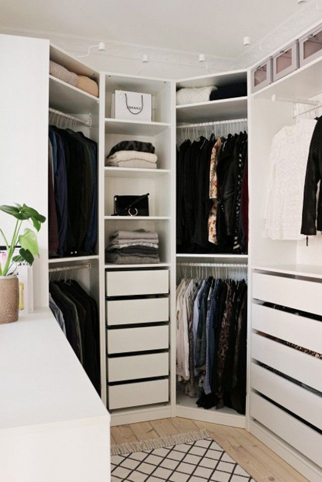 Corner Wardrobes Closet Ikea Throughout Well Liked The Best Ikea Closets On The Internet (View 9 of 15)