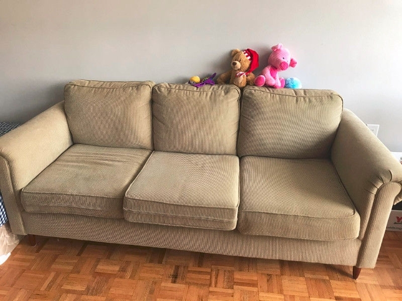 Couches & Futons For Newest Kijiji Kitchener Sectional Sofas (View 4 of 10)