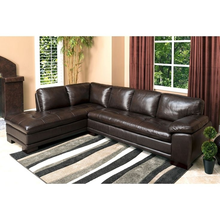 Couches, Leather Sectional (View 4 of 10)